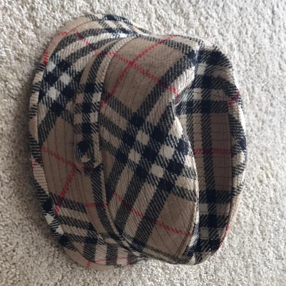 d64a6c5d Burberry Accessories | Authentic Vintage Fedora Hat | Poshmark